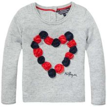 Tommy Hilfiger Girls Vita Sweater