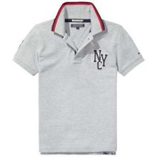 Tommy Hilfiger Boys Badge Polo Top