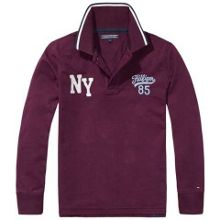 Boys Badge Polo Top