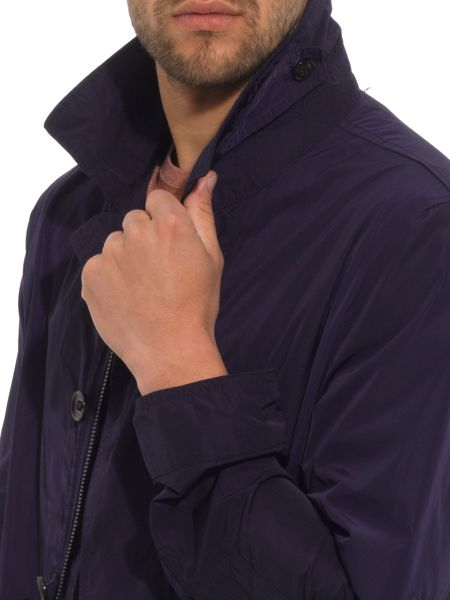 Tommy Hilfiger Nylon trench coat