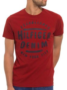 Hilfiger cotton t-shirt