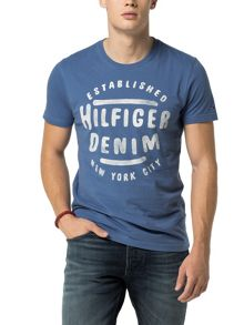 Tommy Hilfiger Hilfiger cotton t-shirt
