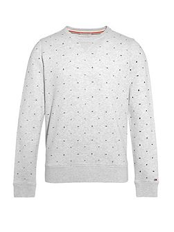 Hilfiger allover jumper