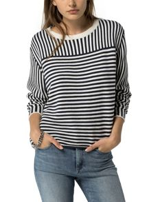 Tommy Hilfiger Minha Striped Sweater
