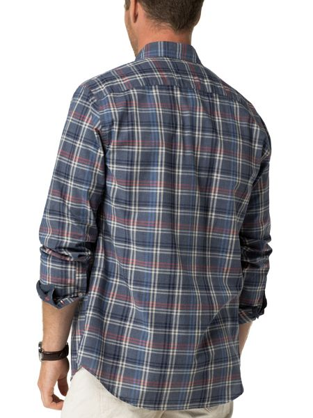 Tommy Hilfiger Emery check shirt