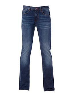 Denton long blue jeans