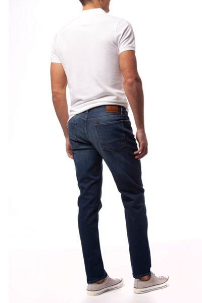 Tommy Hilfiger Denton long blue jeans