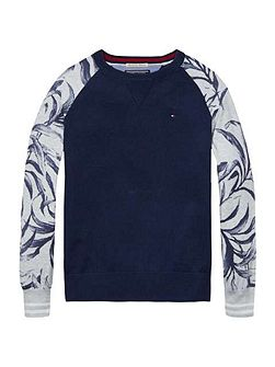 Boys Darwin Sweater
