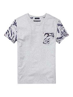 Boys Palm Leaf T-shirt