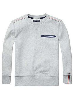 Boys Quint Sweater