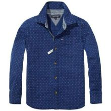 Tommy Hilfiger Boys Lior Shirt