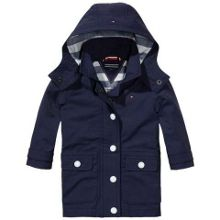 Tommy Hilfiger Girls Eva Mini Raincoat