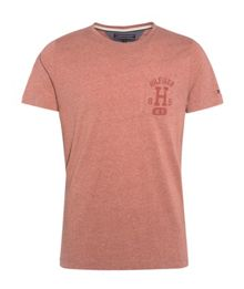 Tommy Hilfiger Lars heather t-shirt