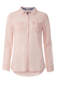 Tommy Hilfiger Basic Viscose Cotton Shirt