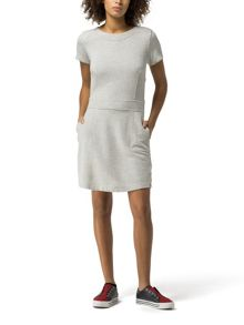 Tommy Hilfiger Knitted Short Sleeve Dress