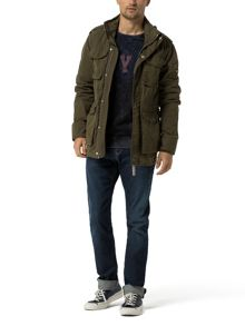 Tommy Hilfiger Canvas field Jacket