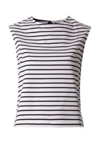Tommy Hilfiger Interlock Stripe Top