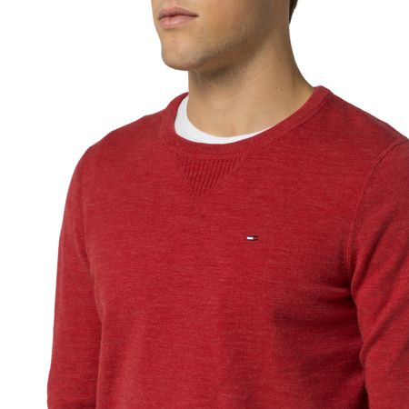 Tommy Hilfiger Basic Cotton Blend Sweater