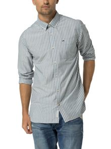 Tommy Hilfiger Oxford Striped Shirt
