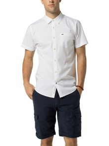 Tommy Hilfiger Basic stretch shirt s/s 1
