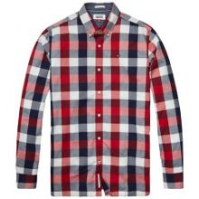 Tommy Hilfiger Poplin Check Long sleeve Shirt