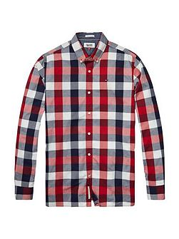 Poplin Check Long sleeve Shirt
