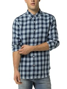 Tommy Hilfiger Linen Check Shirt