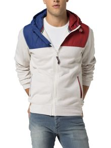 Tommy Hilfiger Nylon Mix Hoody