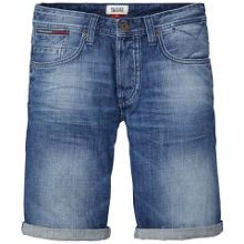 Tommy Hilfiger Original taperd short Ronnie Blablm
