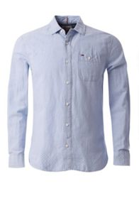Tommy Hilfiger EUR cotton linen Shirt