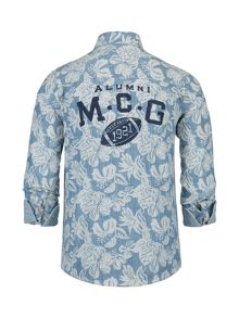McGregor Boys Shirt Duke Pensky Regular Fit