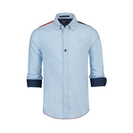 McGregor Boys Shirt Dane Solid Regular Fit