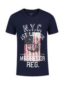 McGregor Boys T-shirt Cody Flag