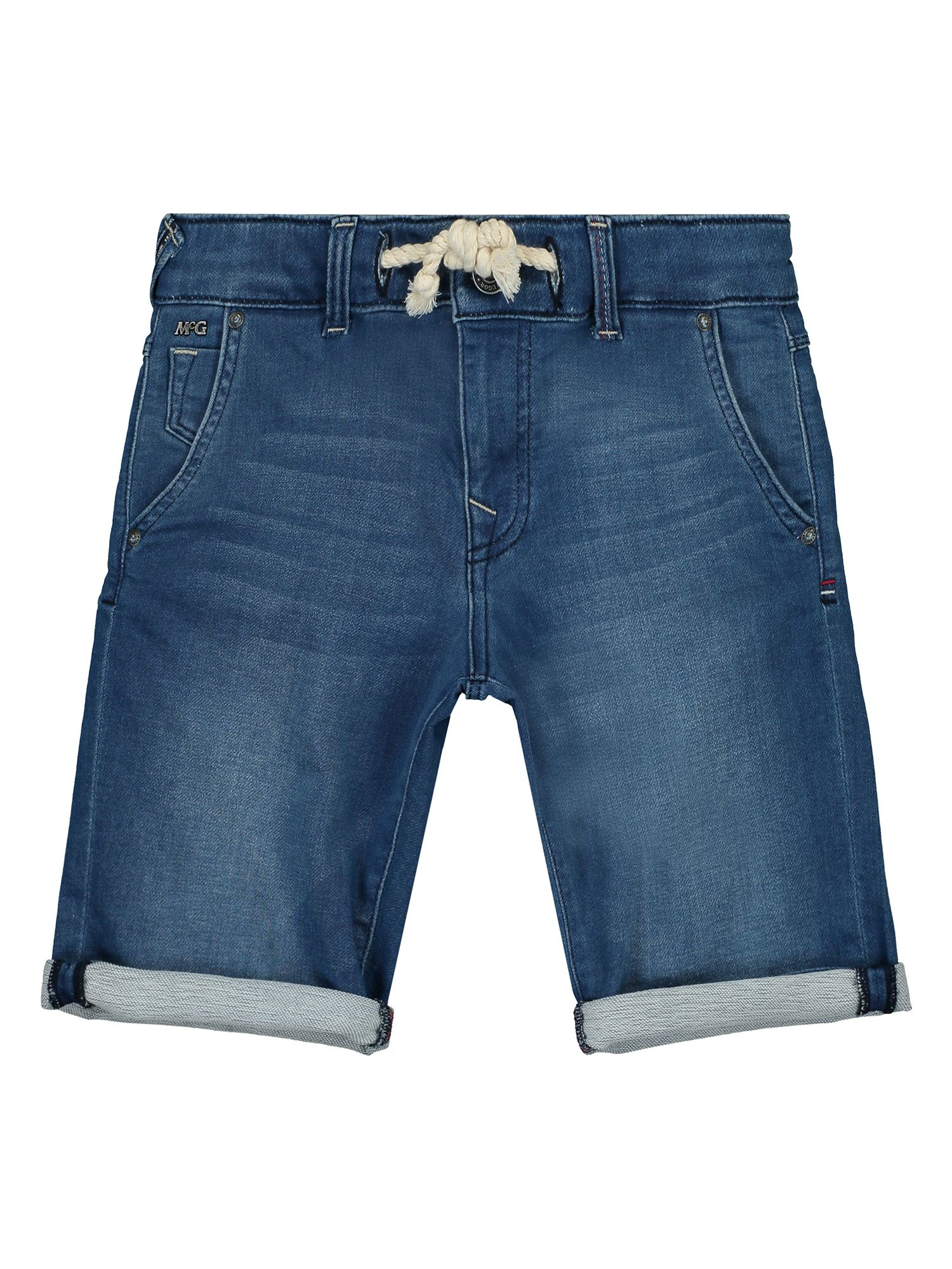 McGregor McGregor Boys Short Sierra Denim, Blue