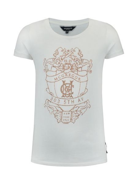 McGregor Girls T-shirt Nicky McG