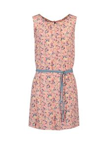 McGregor Girls Dress Pia Flower