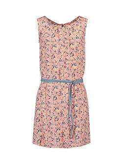 Girls Dress Pia Flower