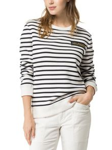 Tommy Hilfiger Mabel Stripe Sweater