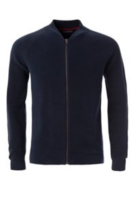 Tommy Hilfiger Andrew Baseball Zip Through