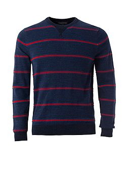 Renzo Crew Neck Jumper