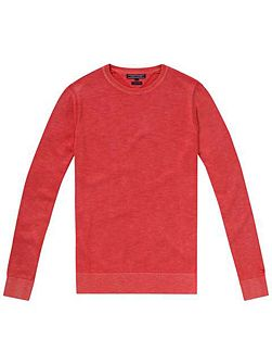 Petric Garment Dyed Jumper