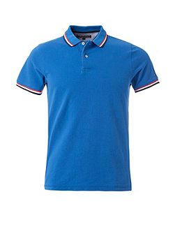 Tommy Tipped Polo Top