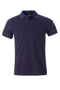 Tommy Hilfiger Bernhard Print Polo Top