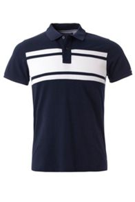 Tommy Hilfiger Bram Stripe Polo Top