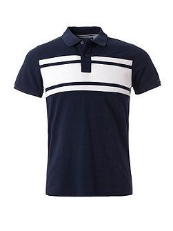 Men's Tommy Hilfiger Bram Stripe Polo Top