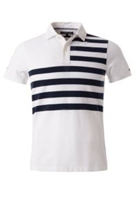 Tommy Hilfiger Lars Stripe Polo Top