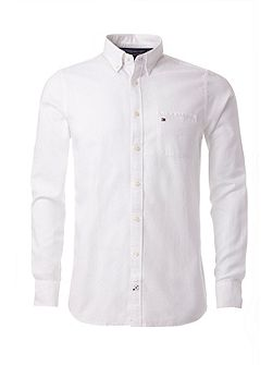 Springwashed Oxford Shirt