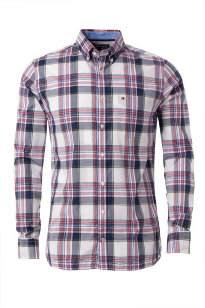 Tommy Hilfiger Abia Check Shirt
