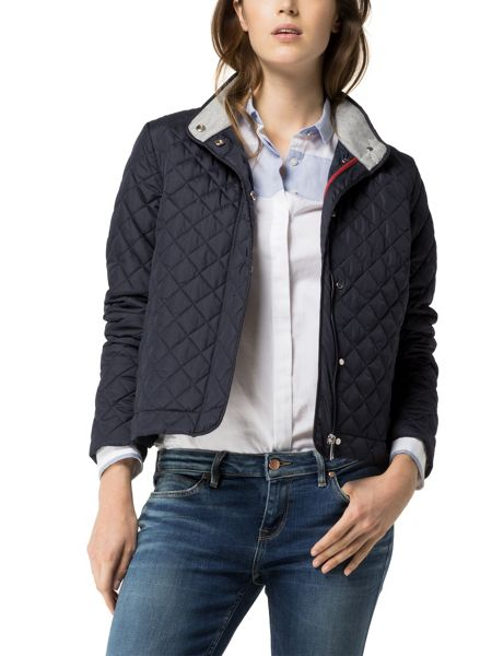 Tommy Hilfiger New Tess Quilted Jacket