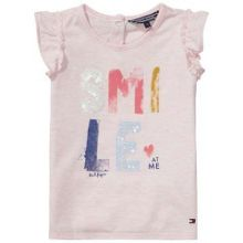 Tommy Hilfiger Girls Smile Mini Top